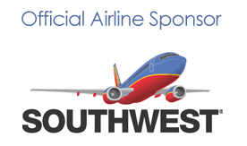 Southwest Airlines Official Gospel Music Heritage Sponsor