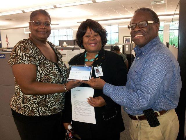 United Airlines Volunteer Impact Grant Recipient Jo Ann Woods
